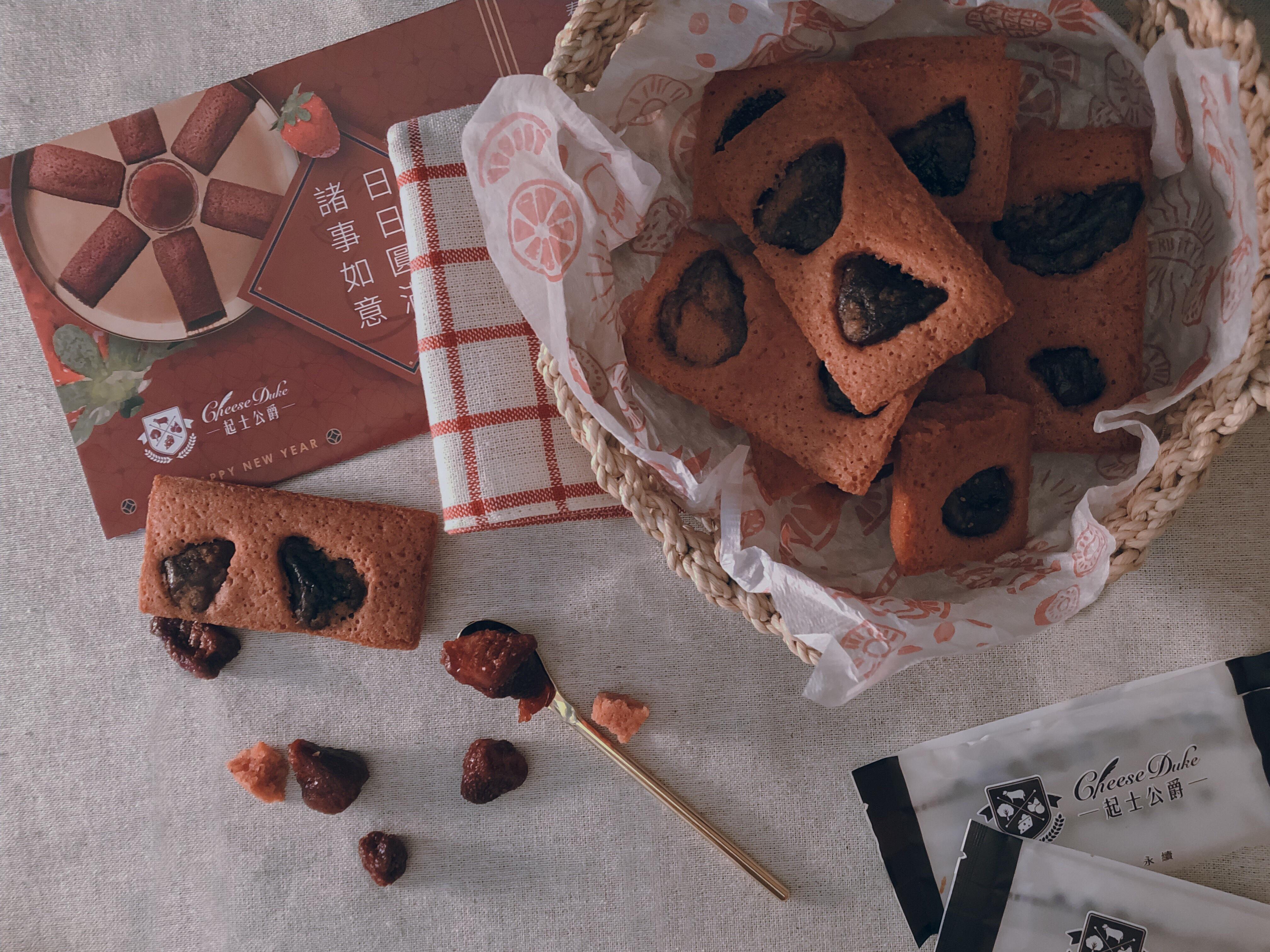 起士公爵 | 草莓紅鑽費雪 photo by sansan