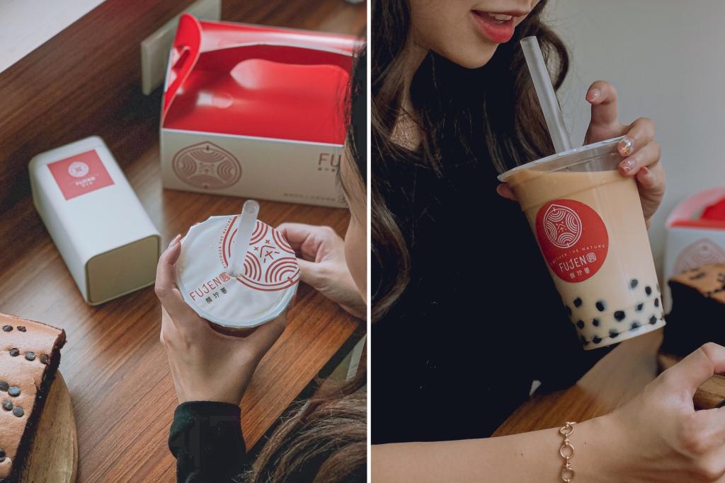 馥珍圓推薦 台北下午茶手搖店 前五人氣飲品 阿薩姆歐蕾加珍珠 | sansan小矮人走跳日記
