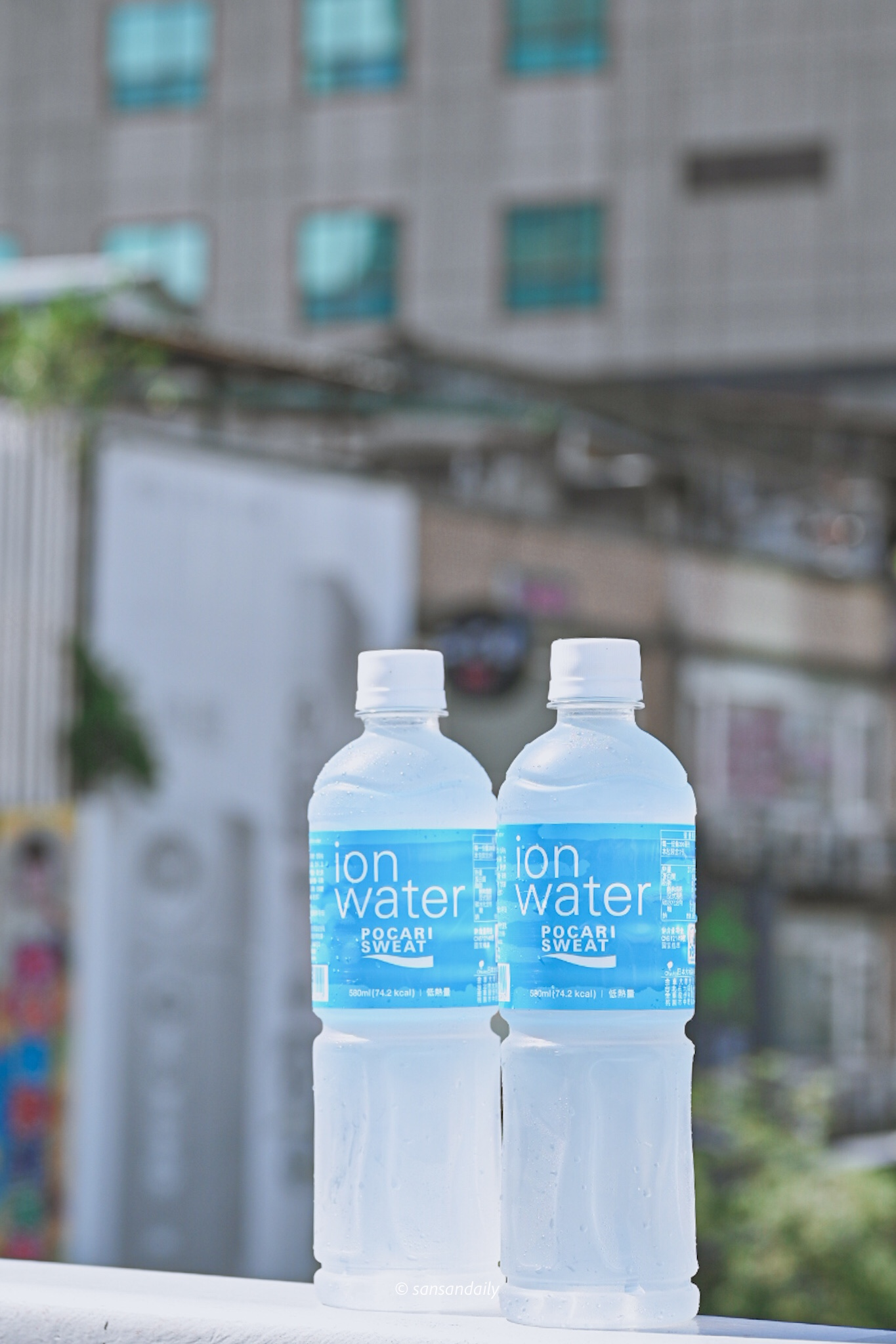ion water寶礦力水得