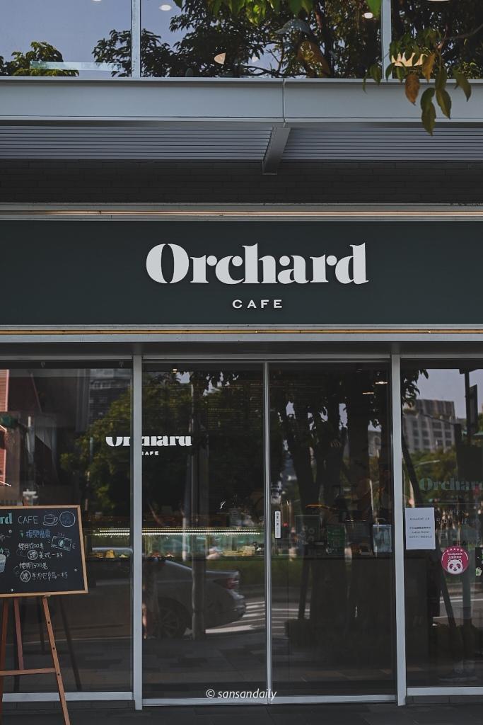 orchard cafe_sansan小矮人走跳日記