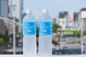 寶礦力水得ion water_sansan小矮人走跳日記