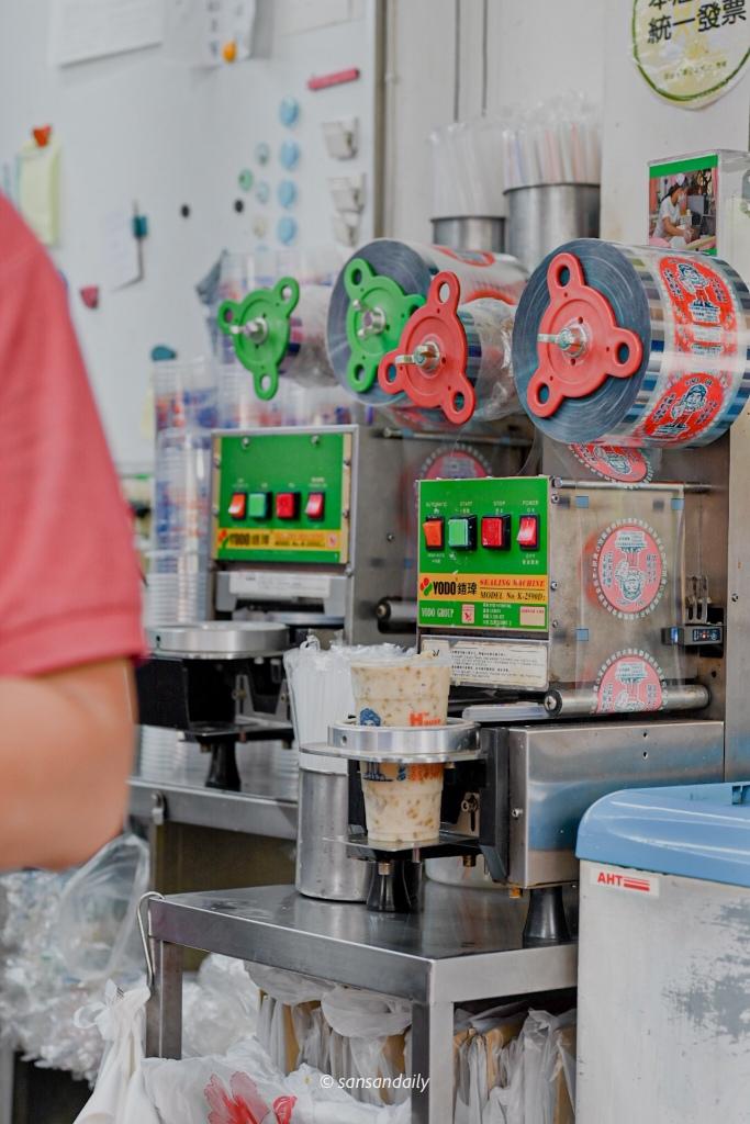 紅茶屋飲料封裝機