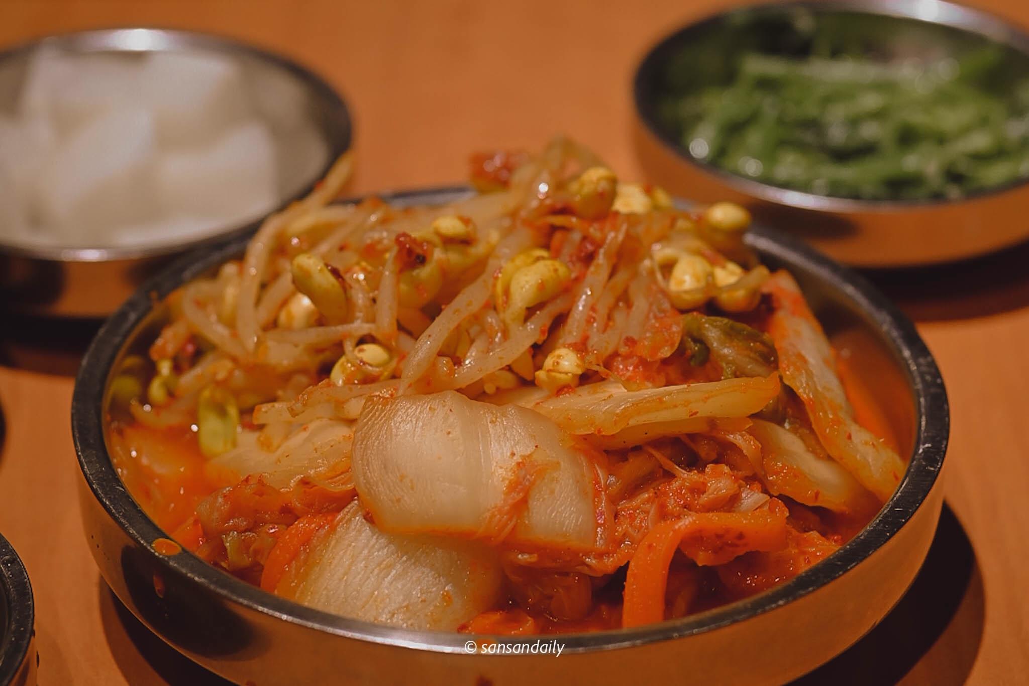 娘子韓食小菜 韓式泡菜 辣豆芽