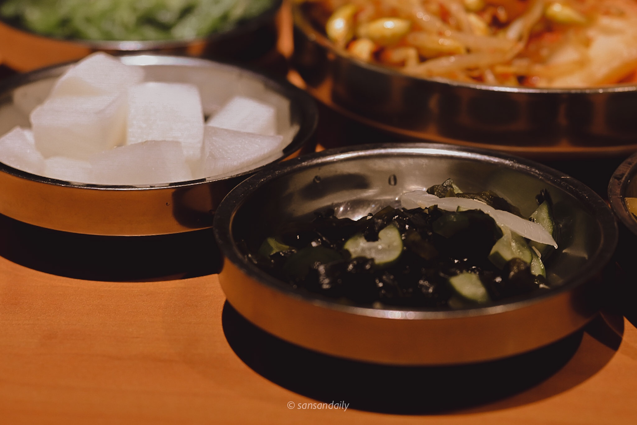 娘子韓食小菜 海帶芽