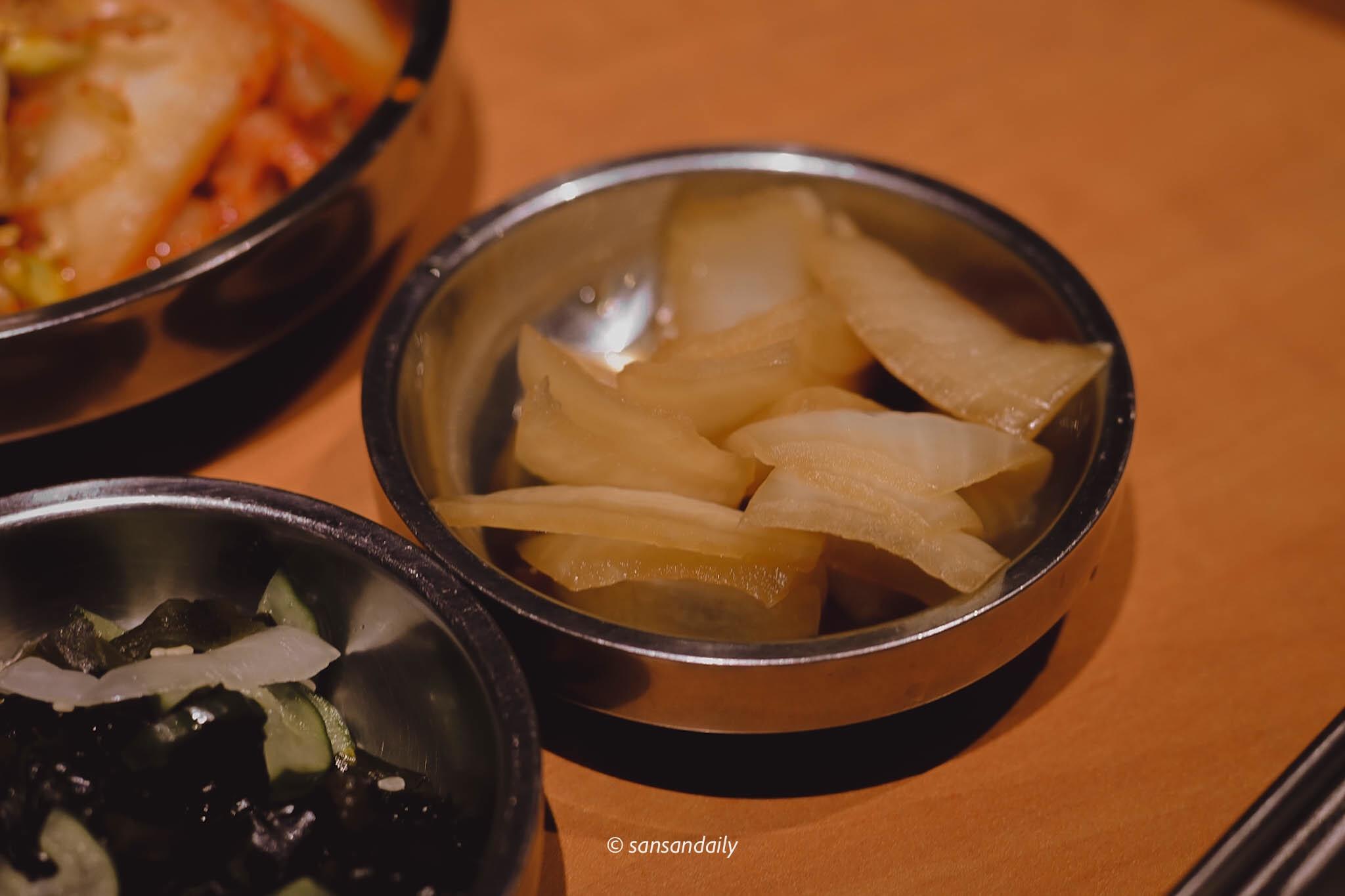娘子韓食小菜 醃洋蔥