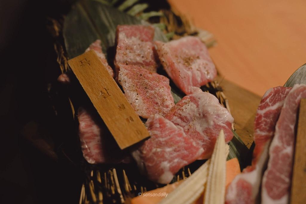 娘子韓食 伊比利豬頸肉