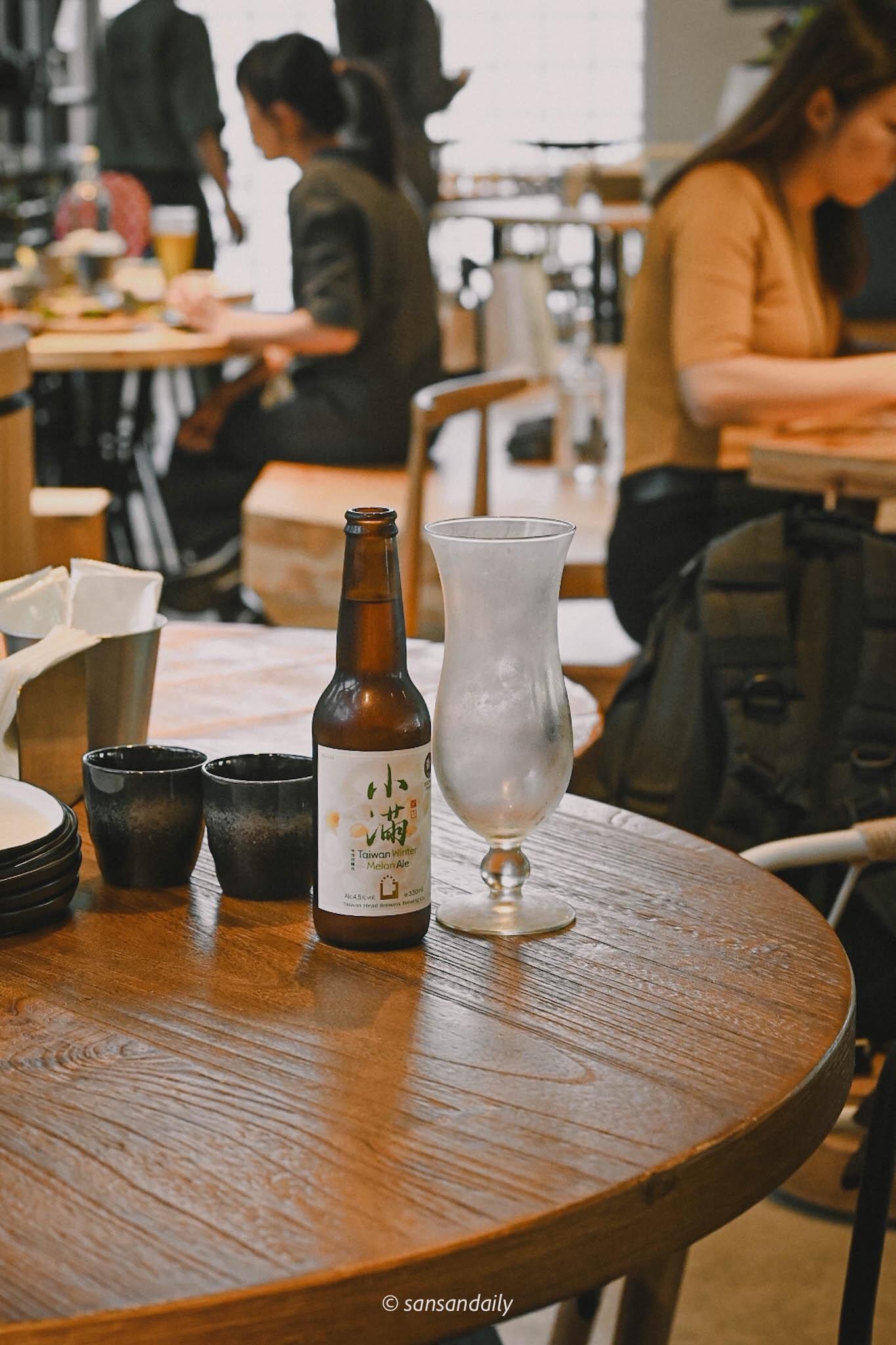 GUMGUM Beer & Wings台灣在地精釀啤酒 冬瓜茶啤酒