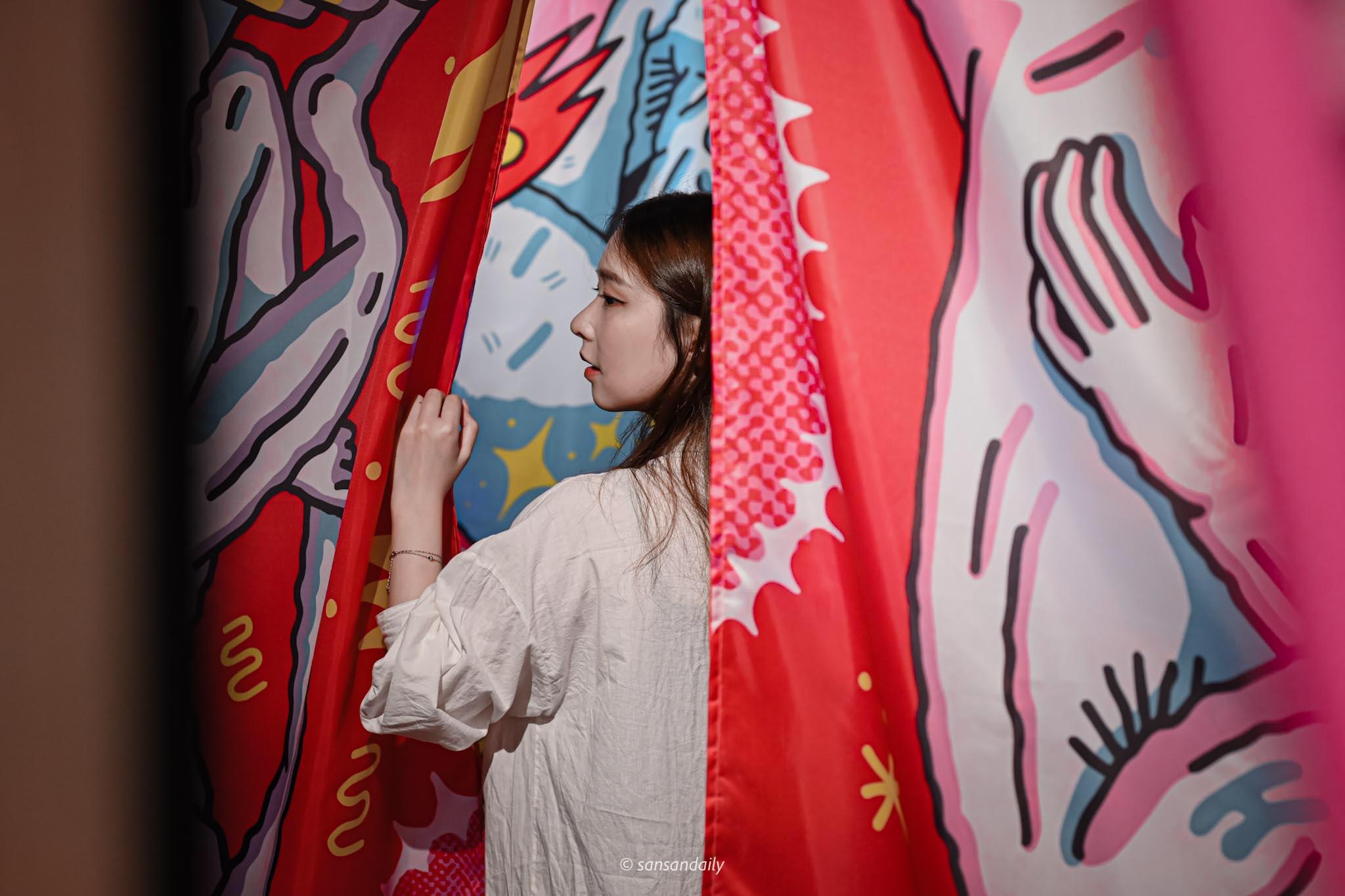 2021直擊 全台首創情慾展 揭開禁忌話題的藝術與自我呢喃|sansan