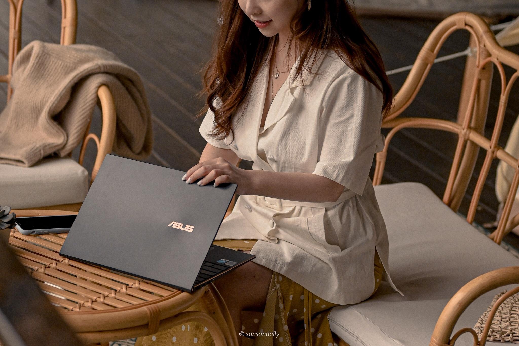 ZenBook S UX393+新開幕豪華露營地「蟬說:山中靜靜」享受生活 質感隨行!